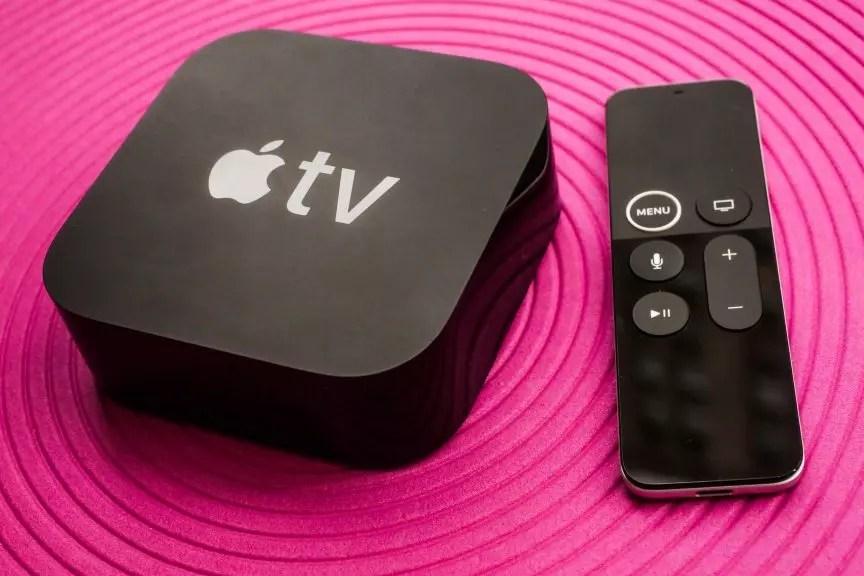 come collegare lo smartphone alla TV con apple tv