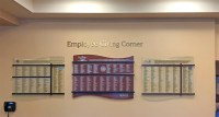 Contemporary Employee Recognition Wall Ideas Image ...