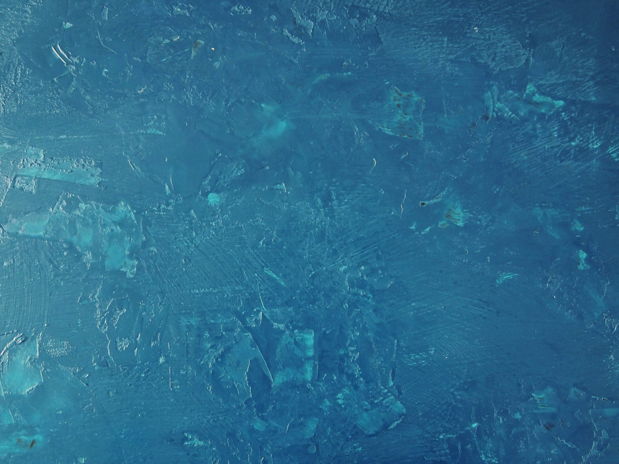 Ocean : Close up of paint effect