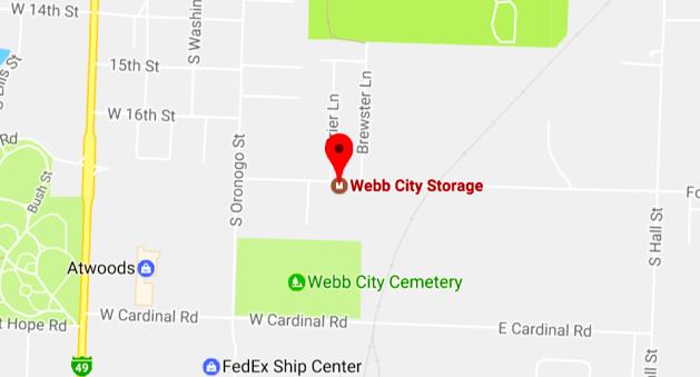 Webb City Storage | Webb City MO