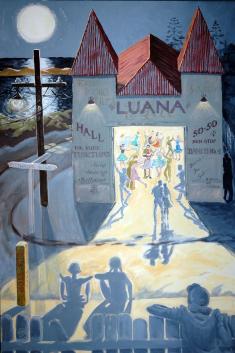 Luana Hall