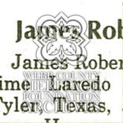 Obituary of Moore, James Robert Jr.