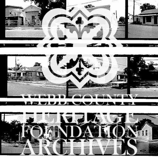Street files of200 - 500 Lincoln, Laredo, Texas