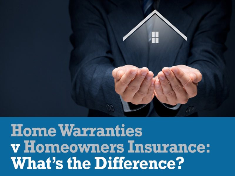 Home Warranties v Home Insurance