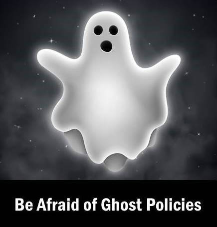 Are you unknowingly driving with a ghost?