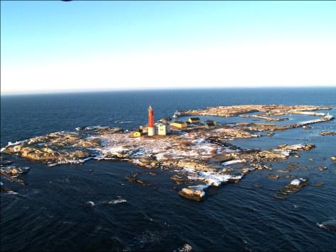 Utklippan Lighthouse