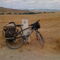 Bouchemaine - Portugal : en vélo... et en solitaire
