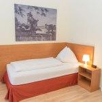 Single Room With Private Bathroom Hotel Pension Lehrerhaus