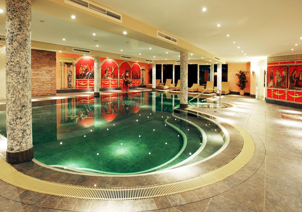 Wellness  Romantik Hotel BelAir Sport  Wellness