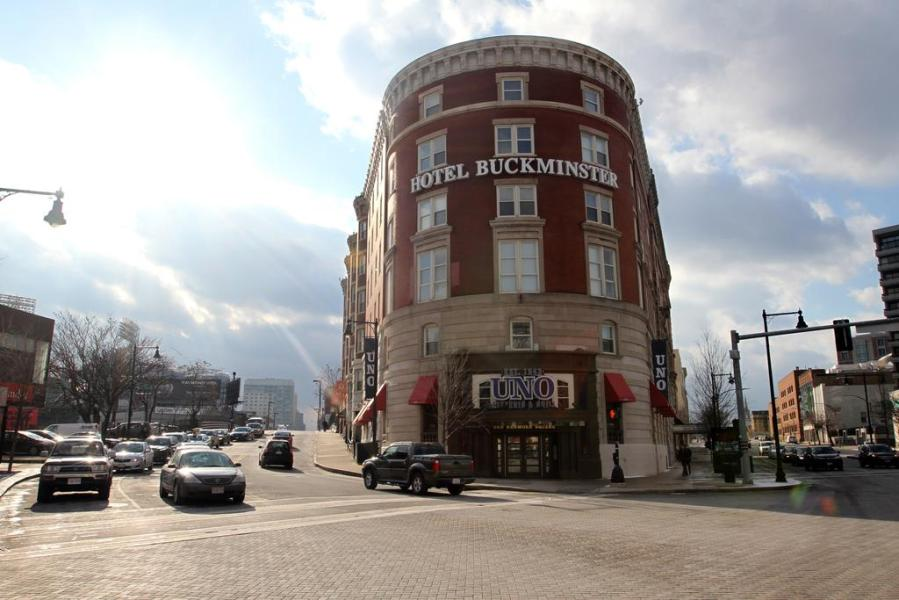 Home Boston Hotel Buckminster