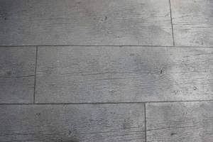 Wood Stamped Concrete Webb Signature Concrete