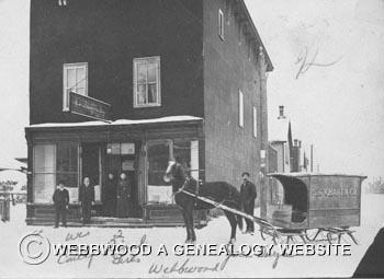 Webbwood A Genealogy Website