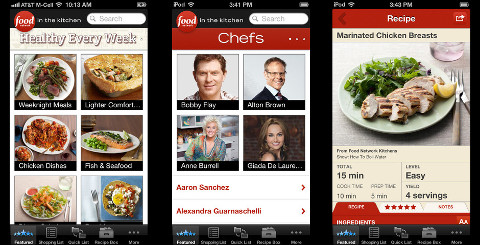 Best Apps For Quickly Finding New & Delicious Recipes 1