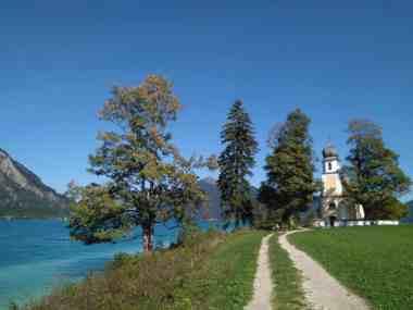 Kirche am Walchensee