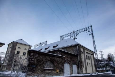 Walchenseekraftwerk ein bayerisches original
