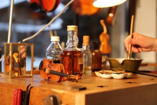 Geigenbauwerkstatt