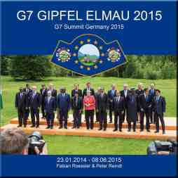 G7 Gipfel Elmau das Buch