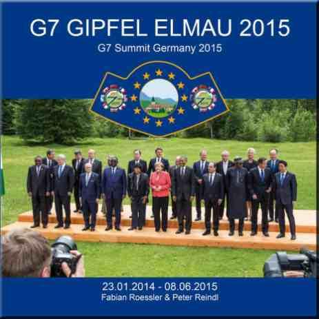 Buch über den G7 Gipfel in der Elmau