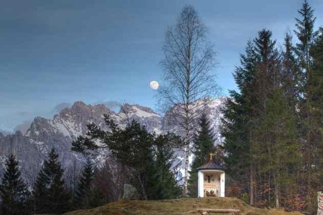 Kapelle am Wildensee