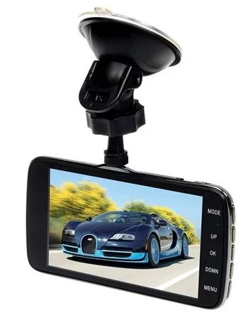 Ottertooth Dual front and rear dash cam