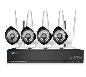 Reolink 4 channel wifi system