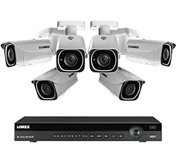 Lorex 4k camera security system