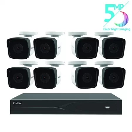 laview 8 camera dvr sytem