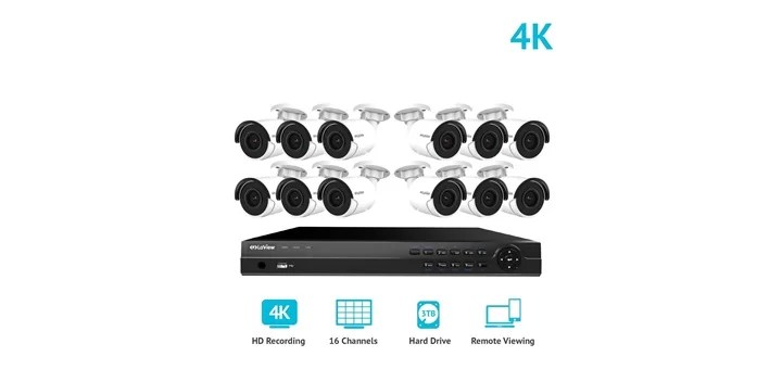 Laview vs Reolink vs Lorex 16 channel security camera