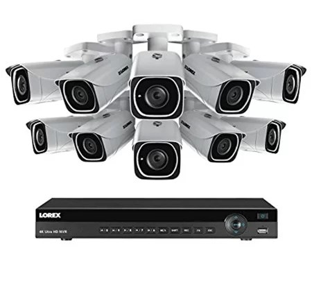 Lorex 16 channel 4k security kits