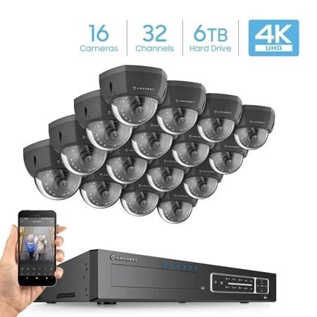 amcrest 32 channel system kit