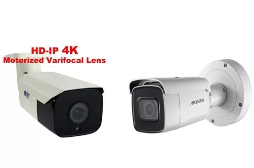 Hikvision vs GW Security Bullet model
