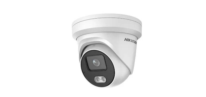 Hikvision color vu camera
