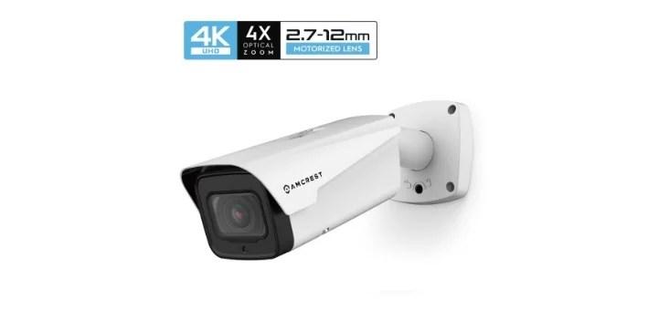 Amcrest ip8m-mb2546 bullet 4k camera