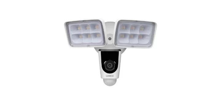 lorex floodlight security camera