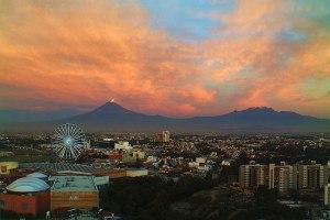Puebla Panorámica Volcanes