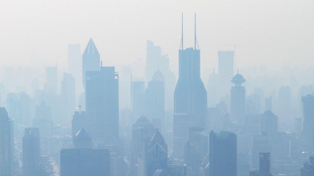 Un tercio de países del mundo sin regulación sobre calidad del aire