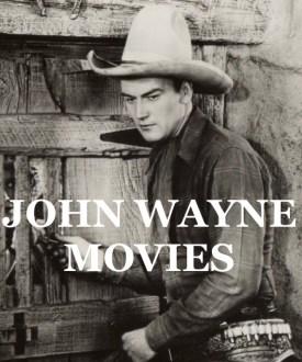 John Wayne WESTERN MOVIES