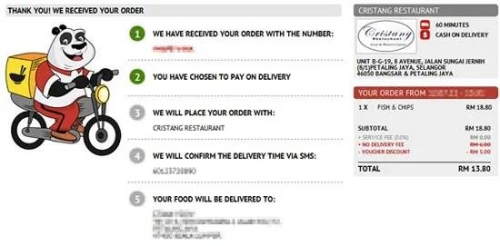 Confirmation Order