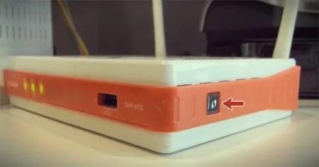 dir-615 router