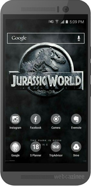 jurassic world wallpaper and my setup_7