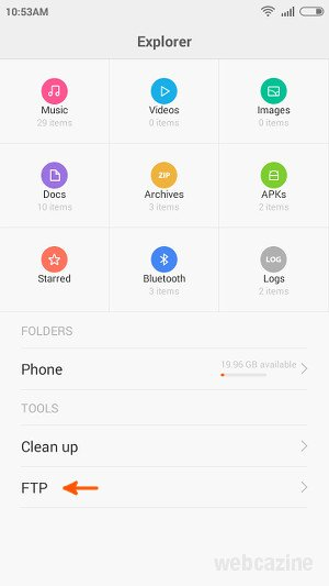 MIUI 6: How to transfer folders/files between your Xiaomi