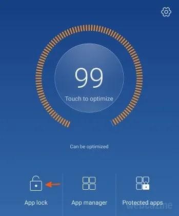 honor8 app lock_1