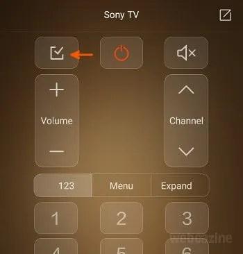 honor8 smart remote