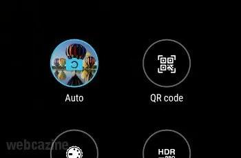 zenfone qr code