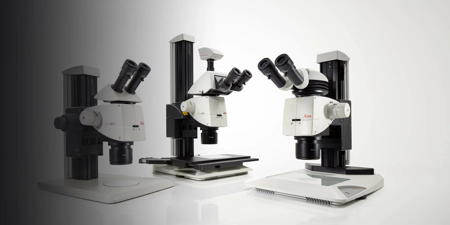 hight resolution of total recall of your settings encoded stereo microscopes