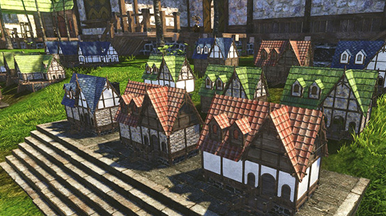 Housing Amp Farming ArcheAge