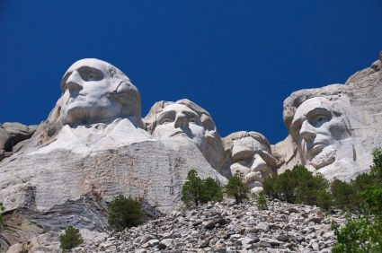 Mount Rushmore, The Black HIlls of South Dakota