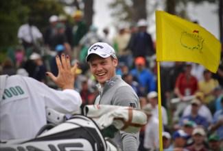 2016 Masters Champion, Danny Willett