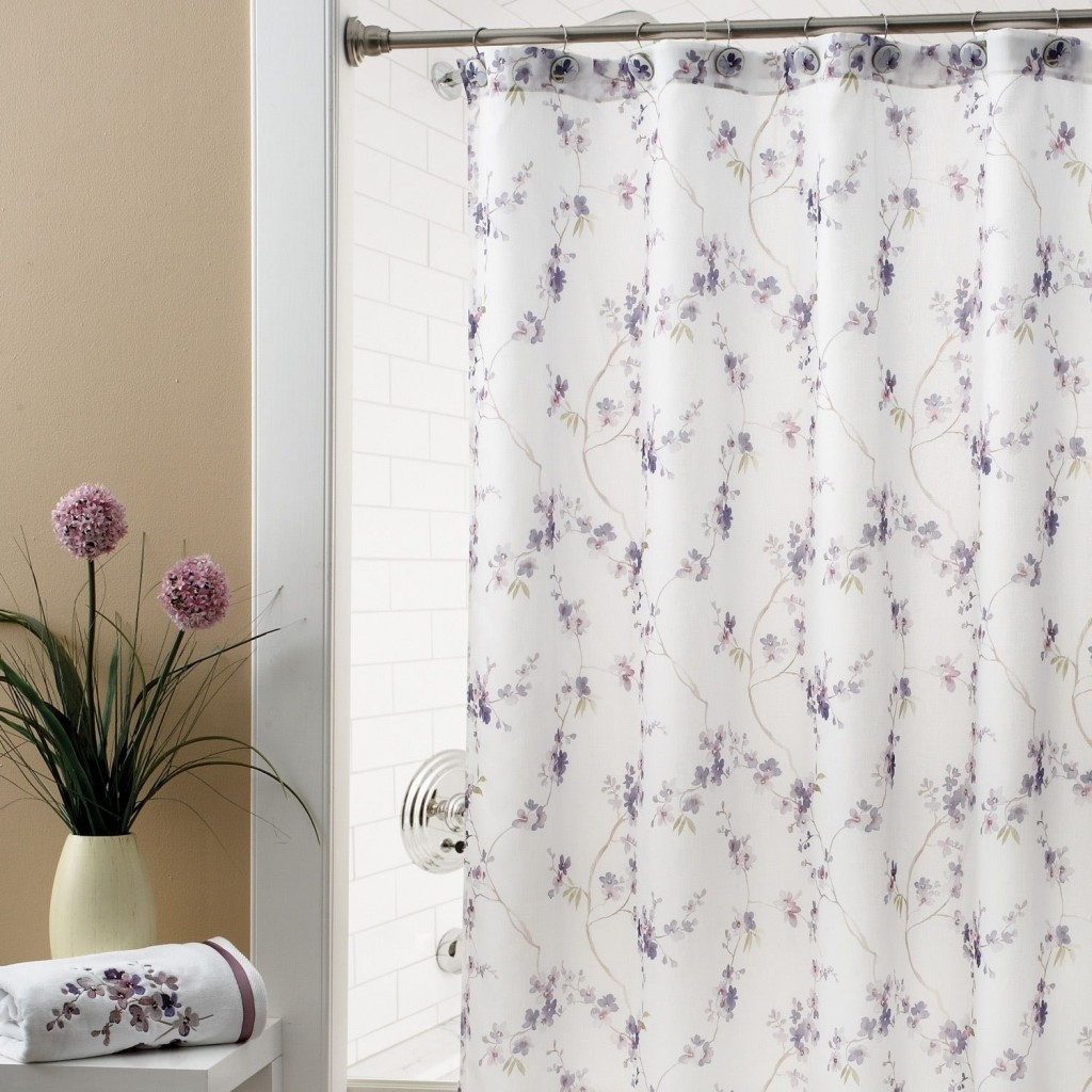 Shower Curtains Extra Long And Extra Wide  Shower Curtain