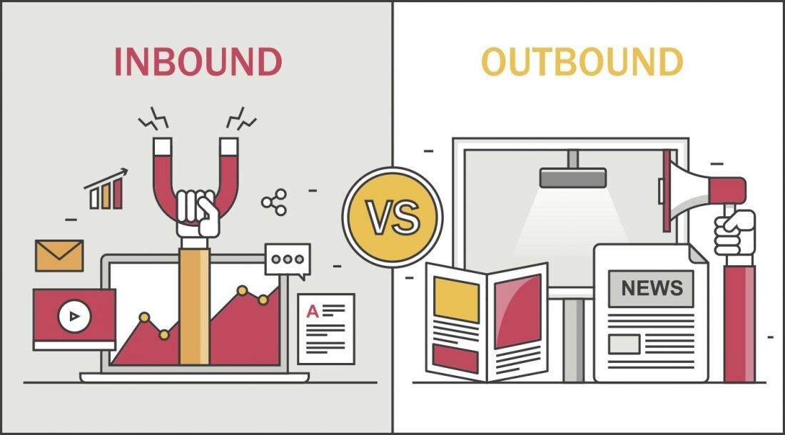 Inbound marketing vs. outbound marketing, WebCie MTL Inc., photo